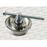 Buy cheap DAEWOO Excavator Pare DB58 Air Conditioning Belt Tensioner for DH150 / DH170 from wholesalers
