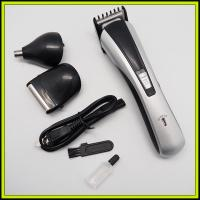 Cheap NHC-2012 3 In 1 Hair Nose Beard Hair Trimmer Rechargeable Hair Clipper for sale