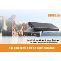 Automobile Emergency Car Power Jump Starter 20000mAh 2 Hours Charging Time