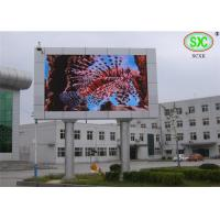 Buy cheap Railway / school Giant LED Screen , P10  High definition HD Led Video Wall from Wholesalers