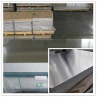 Buy cheap Professional DC / CC Mill Finish Aluminum Sheet with 1100 1050  3003 3105 5052 from Wholesalers