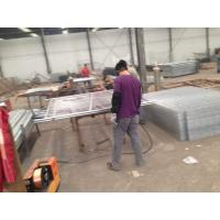Buy cheap Low Zinc Temporary Site Fence Panels , Barricade Fence Panels AS4687-2007 from Wholesalers