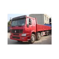 Buy cheap SINOTRUCK HOWO 8X4 CARGO TRUCK  FOR TRANSPORTING from Wholesalers