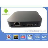 Buy cheap HDMI 1.4 High Difinition Android Smart IPTV Box M8 XBMC Support USB HDD from Wholesalers