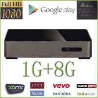 China Google IPTV Player Android Smart TV Box Support XBMC Youtube Android 4.2.2 Amlogic8726-MX on sale