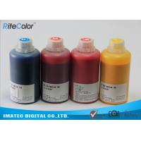 Buy cheap 1 Liter Sharp Sublimation Printing Ink Compatible Piezoelectric Printhead Inkjet Epson Printers from Wholesalers