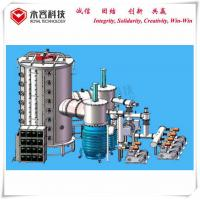 Buy cheap Stainless Steel Sheets Vacuum Metallizing Equipment For Ceramic / Electronics from Wholesalers