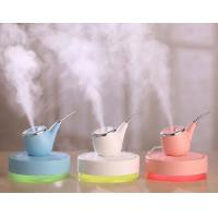Buy cheap 110mL Portable USB Rechargeable Home Mini Pipe Humidifier Car Pipe Humidifier from Wholesalers