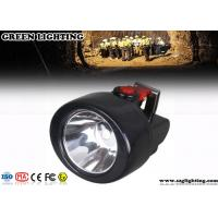 Buy cheap 13000 Lux Black Underground Cordless Mining Lights Water - Proof IP 65 from Wholesalers