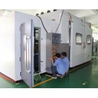 Buy cheap Large Testing Equipment Environmental Simulation Walk-In Climate Humidity Test Chamber from wholesalers