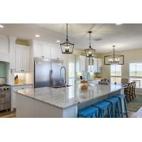 Buy cheap High Gloss Mdf Kitchen Cabinets / Kitchen Storage Cabinets Corrosion Resistant from wholesalers