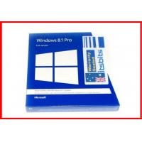 Buy cheap 32 / 64bit Windows 8.1 Pro OEM Key Microsoft Product Key Sticker Full Version from Wholesalers
