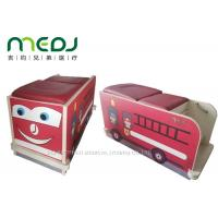 Quality Red Pediatric Examination Table MJSD03-07 Ambulance Shape 1800X750X950mm for sale