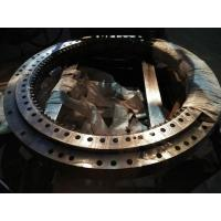 Buy cheap Excavator parts swing bearing slewing bearing from Wholesalers