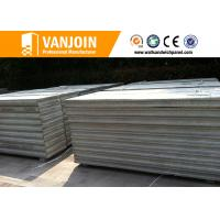 Buy cheap Prefab Insulated Precast Concrete Panels Styrofoam For Building from wholesalers