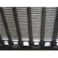 Buy cheap Hygienic Grade Chain Conveyor Belt For Biscuit Oven , Mesh Conveyor Belt Acid Resisting from wholesalers