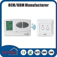 Buy cheap Room 7 Day Programmable Thermostat / Air Conditioner Control Heating LCD Display Thermostat from wholesalers