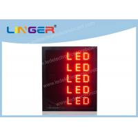 Buy cheap P16MM LED Scrolling Message Sign Electronic Scrolling Message Board 4 Lines from Wholesalers