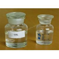 Buy cheap Colorless Liquid Pharmaceutical Raw Materials GBL γ Gamma Butyrolactone Wheel Cleaner from Wholesalers