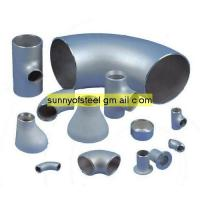 Buy cheap ASTM A 815 ASME SA-815 WP UNS S32760 pipe fittings from Wholesalers