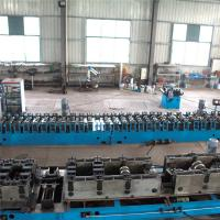 Buy cheap Medium / Heavy Duty  Cable Tray Roll Forming Machine Trunking System from wholesalers