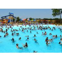 Buy cheap Safe Lazy River Water Park Diamond Water Park Environment Friendly Material from wholesalers
