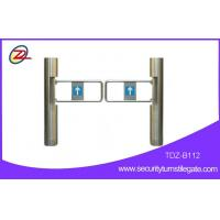 Buy cheap Shopping mall / Supermarket Turnstile Security Products full automatic from Wholesalers