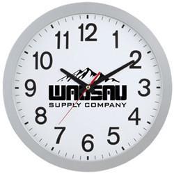 China 12 Slim Wall Clock on sale