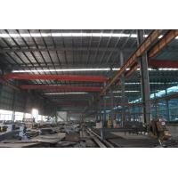 Buy cheap Q235 , Q345 Light Frame Industrial Steel Buildings For Textile Factories from Wholesalers