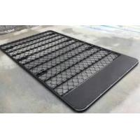 Buy cheap Steel Or Aluminum Flat Car Roof Rack Type With DIfferent brackets from wholesalers