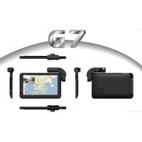 Buy cheap G7 Waterproof Separate Lens Car GPS Navigator Built DVR Black Box from Wholesalers