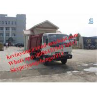 Buy cheap 20CBM Manual/Automatic Control Rear Load Garbage Compactor Truck Diesel Engine SINOTRUK SWZ 6x4 from Wholesalers