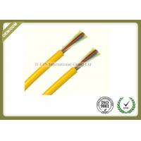 Buy cheap GJFJV 8Core indoor fiber optic cable SM Bundle type with tight buffer from wholesalers