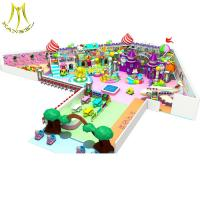 Quality Hansel kids game center baby indoor playground kids playing toys from China for sale