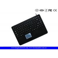 Buy cheap IP68 Waterproof Silicone Keyboard With Integrated Touchpad In USB Interface from Wholesalers