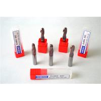 Buy cheap Solid Carbie Ball Nose End Mill from Wholesalers