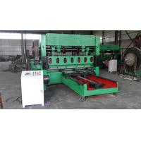 Buy cheap Heavy Duty Automatic Expanded Metal Machine With 600mm Working Width from Wholesalers