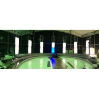 Buy cheap 42 Inch LED Broadcast Video Wall Studio Background System With RS-232 from Wholesalers