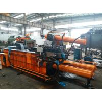 Buy cheap Turn - Out Type Color Customized Hydraulic Scrap Baler Machine Y81F - 250 from wholesalers