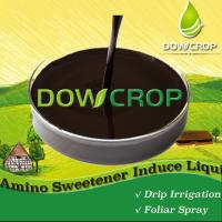 Buy cheap SWEETENER INDUCE@ AMINO POLYPEPTIDE LIQUID HOT SALE DOWCROP HIGH QUALITY 100% WATER SOLUBLE Dark Brown Liquid ORGANIC from wholesalers