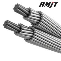 Buy cheap Aluminium Bare Conductor steel-reinforced ACSR with DIN 48204 Standard from Wholesalers