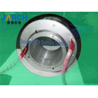 Industrial Through Bore Slip Ring IP54 For Semiconductor Handling Systems