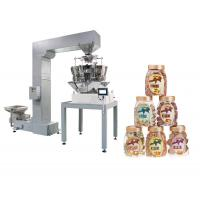 Buy cheap Multiheads Weigh Fill Machine For Food In Box / Bottle / Can / Doybag from Wholesalers