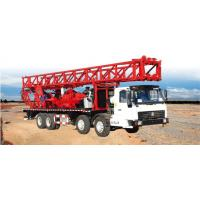Double Power SPC-600 truck-mounted drilling rig for 600m water or geological hole