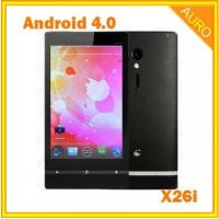 China X26i 4.0 inch Dual Sim Capacitive Touch Screen Android 4.0 GPS Wifi Mobile Phone on sale