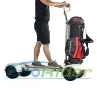 Buy cheap Four wheels electric skateboard golf board with 60V big battery and long range from wholesalers