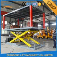 Buy cheap Portable Double Deck Car Parking System from wholesalers