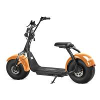 China 1200w Brushless Lithium Battery Electric Scooter 60V / 12Ah LG For Adults on sale