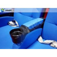 Buy cheap Futuristic Cinema 4D Movie Theater With 4DM Motion Chair 1 Year Warranty from Wholesalers