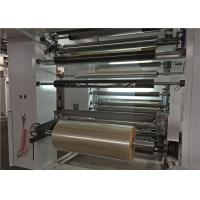 Buy cheap Double Station Structure Rotogravure Printing Machine For PE Aluminum Foil Material from Wholesalers